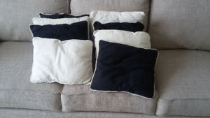 Cushions - 16 inches by 12 inches