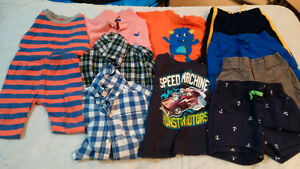 Summer Boy 18 month clothes