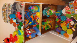 Play-Doh toy collection