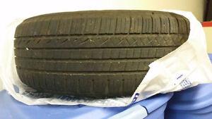 4 all season tire for Tiguan VW 215/65R/16