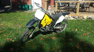 Rm 250 forsale
