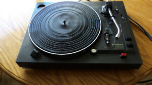 record turntables