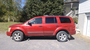 2006 Durango AWD with a Hemi