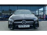 2020 Mercedes-Benz A-CLASS A180 AMG Line 5dr Auto Petrol Hatchback Hatchback Pet