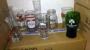 Brand new beer glases