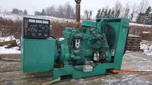 30 KW DIESEL GENERATOR  3 PHASE  OR 20 Kw single phase