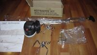 Electric Rotisserie for Broil-Mate, Broil King, Sterling BBQ's