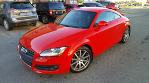 2009 Audi TT Turbo Coupe only 73k CHEAP WINTER TIRES!