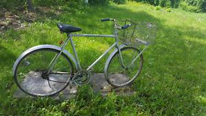 older style ccm bike as is. $20