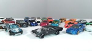 Hotwheels 35pcs - Evo, Skyline, AE86, STI, charger, etc
