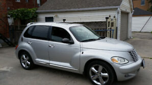 2004 Chrysler PT Cruiser H/O GT Turbo