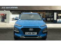 2018 Hyundai Kona 1.0T GDi Blue Drive SE 5dr Petrol Hatchback Hatchback Petrol M