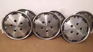 Metal wheelcovers