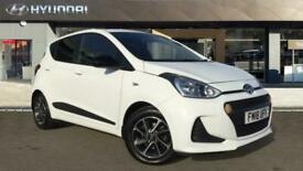 image for 2018 Hyundai i10 1.0 Go SE 5dr Petrol Hatchback Hatchback Petrol Manual