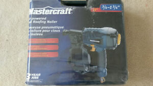 Mastercraft Coil Roofing roof Nailer