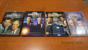 Dragnet Complete TV Series (blu-ray)