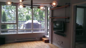 Cozy 1B/1B Condo In Yaletown Available For Rent