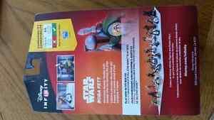 Figurine Bubba Fett de Disney infinity Starwars West Island Greater Montréal image 4