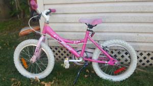 Vélo pour fillette Miele 16 pouces