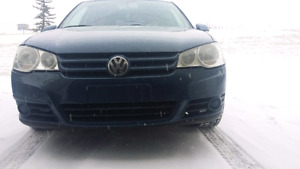Golf Volkswagen City 2008