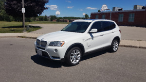 2014 BMW X3 xDrive28i | LUXURY & TECHNOLOGY PACKAGE