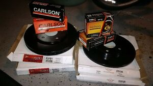 2008-2011 Brake Rotor / Pad Kit (with pad retainer kits) Caravan