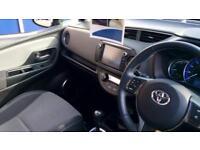 2012 Toyota Yaris 1.5 Hybrid Icon CVT Automatic Petrol/Electric Hatchback
