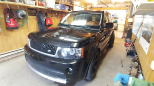 Wow!Très rare!  Range Rover Supercharged Sport Autobiography