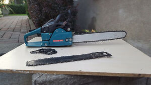 Chainsaw MAKITA 52cc - Very good condition 250$ Negociable
