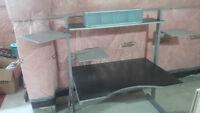 Ikea Adjustable Office Desk