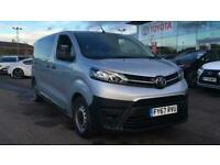 2017 Toyota Proace Verso 1.6D (115bhp) Combi (s/s) MPV People Carrier Diesel Man