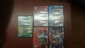 The Sims 2 PC Game Collection