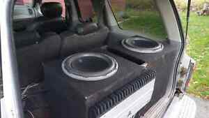High end car audio for sale/trade