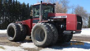 1996 Case IH Steiger 9380 Tractor