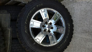 Ford f150 rims and bfg tires