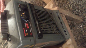 Honeywell space heater heat giant