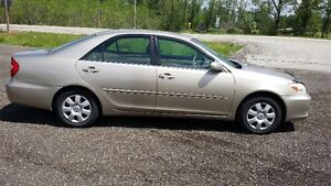 2002 Toyota Camry LE Sedan - CERTIFIED & E-TESTED! Kitchener / Waterloo Kitchener Area image 6