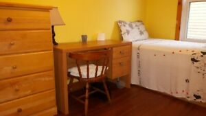 Furnished, Walk to Downtown and universities