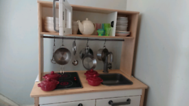 Ikea play kitchen for Sale | Baby & Kids Toys | Gumtree