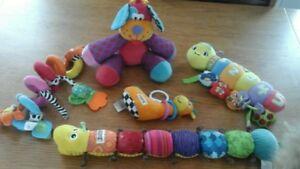 lot jouets bébés