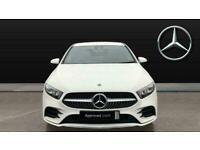 2019 Mercedes-Benz A-CLASS A180d AMG Line Executive 5dr Auto Diesel Hatchback Ha
