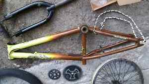 Bmx parts