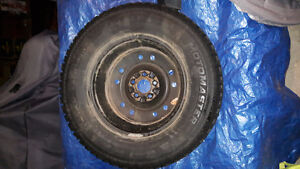 Winter Tires - 16 inch - with RIms