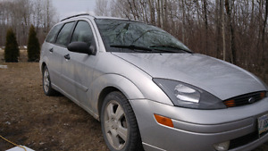 2003 Ford Focus Wagon zwt