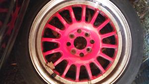 Rota Track R wheels 4x100/4×114