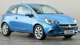 image for 2018 Vauxhall Corsa 1.4 [75] Energy 3dr [AC] Hatchback petrol Manual