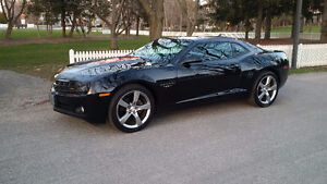 2012 Chevrolet Camaro 1LT RS Coupe 2 Owner Clean 6 Speed Manual