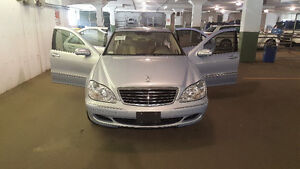 2004 Mercedes-Benz S-Class LWB Low KM , MINT only for $16500,obo