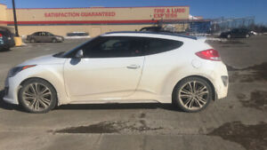 2016 Veloster turbo - take over payments