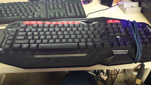 XTreme LED Gaming Keyboard